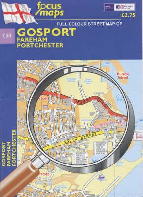 Gosport: Fareham - Portchester (Sheet map)