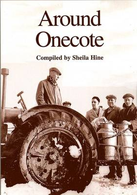 Around Onecote (Paperback)