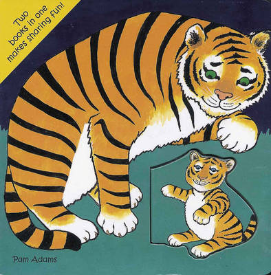 Tiger - Proud Parents (Board book)