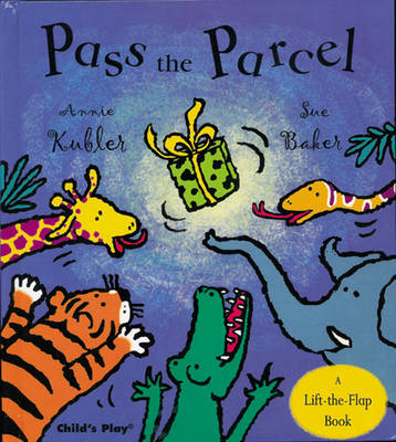 Pass the Parcel - Activity Books (Hardback)