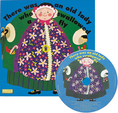 There Was an Old Lady Who Swallowed a Fly - Classic Books with Holes