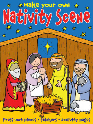 Make Your Own Nativity Scene (Paperback)