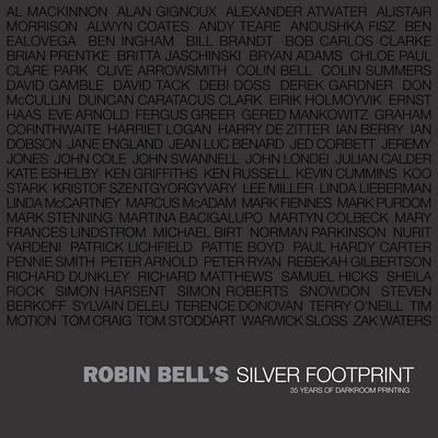 Robin Bell's Silver Footprint (Hardback)