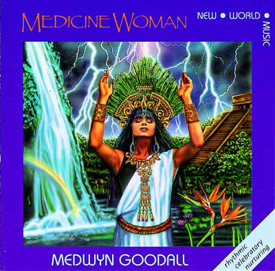 Medicine Woman (CD-Audio)