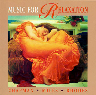 Music for Relaxation (CD-Audio)