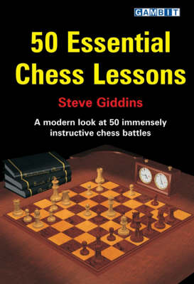 50 Essential Chess Lessons (Paperback)