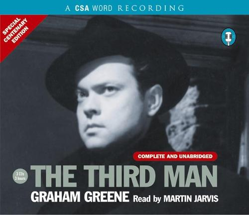The Third Man (CD-Audio)