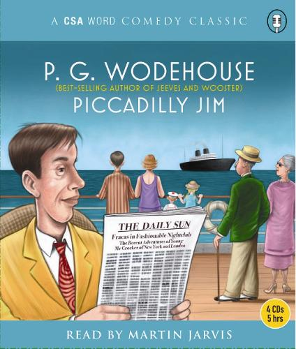 Piccadilly Jim (CD-Audio)