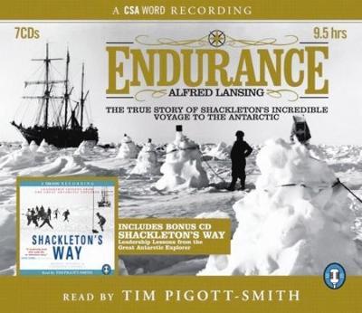 Endurance & Shackletons Way (CD-Audio)