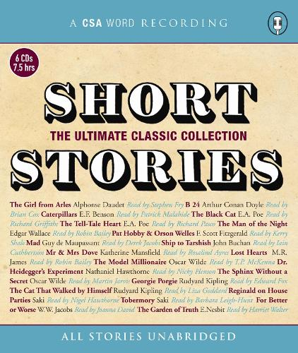 Short Stories: The Ultimate Classic Collection (CD-Audio)