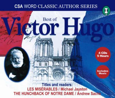 Best of Victor Hugo (CD-Audio)