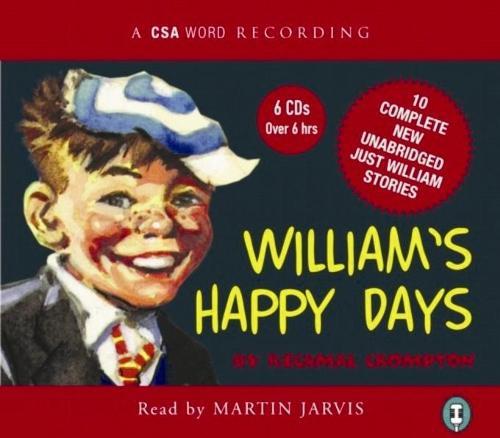 William's Happy Days (CD-Audio)