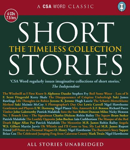 Short Stories: The Timeless Collection (CD-Audio)