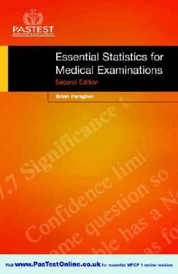 Essential Statistics for Medical Examinations (Paperback)