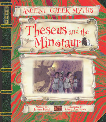 Theseus and the Minotaur - Ancient Greek Myths S. (Paperback)