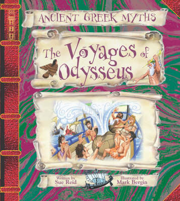 The Voyages of Odysseus (Paperback)