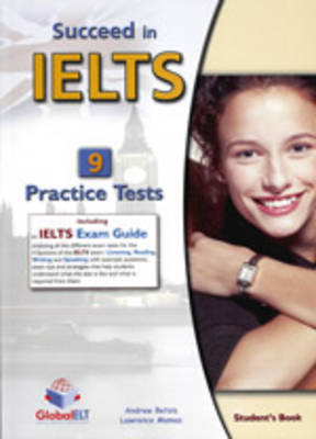 Succeed in IELTS - Student's Book with 9 Practice Tests and IELTS Exam Guide (Board book)