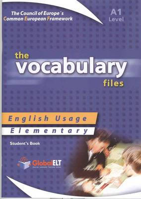The Vocabulary Files - English Usage - Student's Book - Elementary A1 (Board book)