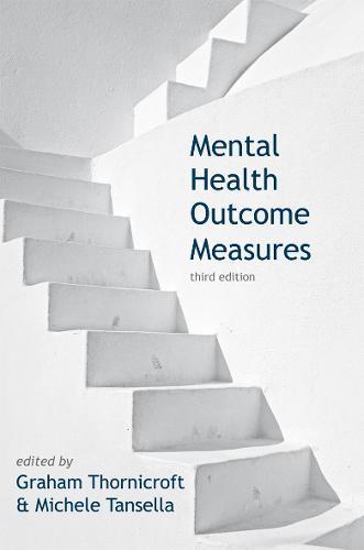 Mental Health Outcome Measures (Paperback)
