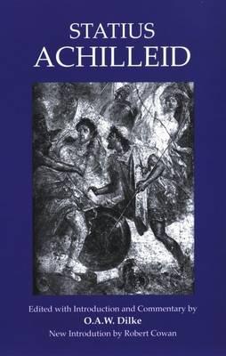 Statius: Achilleid - Bristol Phoenix Press Classic Editions (Paperback)