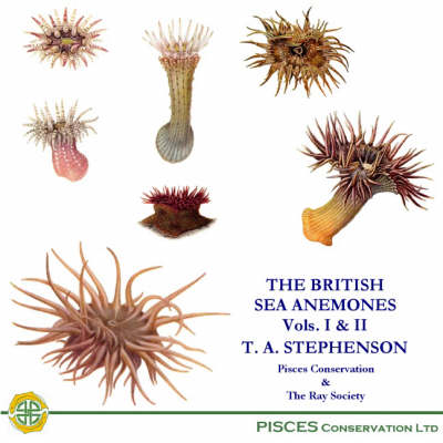 British Sea Anemones: v. I & II (CD-ROM)