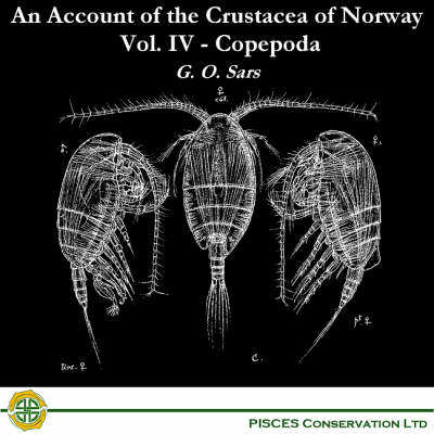 An Account of the Crustacea of Norway: Copepoda (calanoida) v. 4 (CD-ROM)