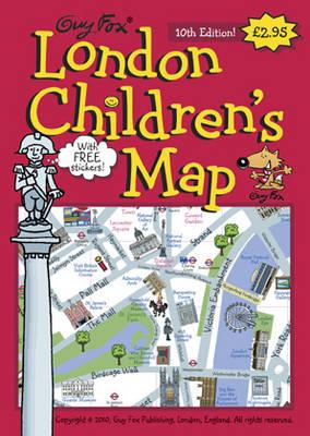 London Children's Map (Sheet map, folded)
