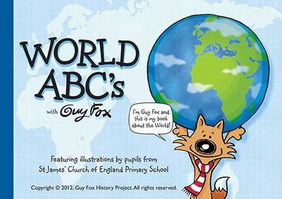 World ABC's with Guy Fox (Paperback)