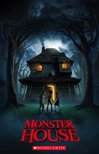 Monster House - Scholastic Readers (Paperback)