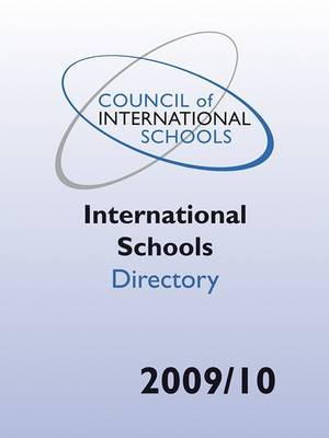 CIS International Schools Directory 2009/10 (Paperback)