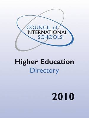 CIS Higher Education Directory 2010 (Paperback)