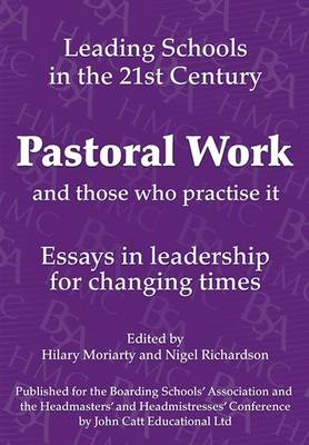 Pastoral Work: And Those Who Practise it (Paperback)