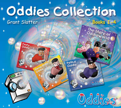 Oddies Collection: Bk. 1-4 (Paperback)
