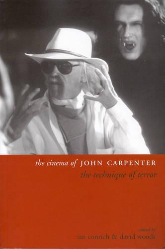 The Cinema of John Carpenter (Hardback)