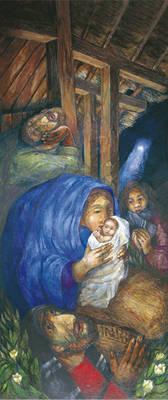 Rosenberg Nativity (Poster)