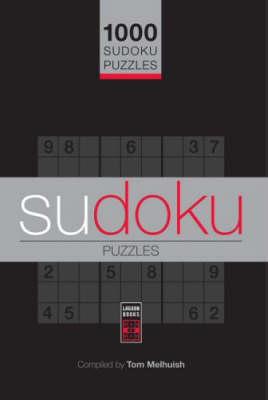 1000 Sudoku Puzzles (Paperback)
