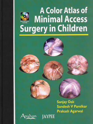 Colour Atlas of Minimal Access Surgery in Children