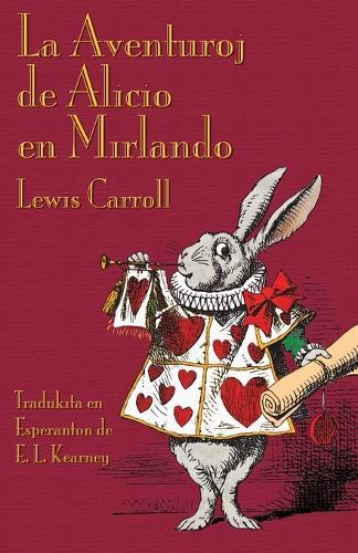 La Aventuroj De Alicio En Mirlando (Paperback)