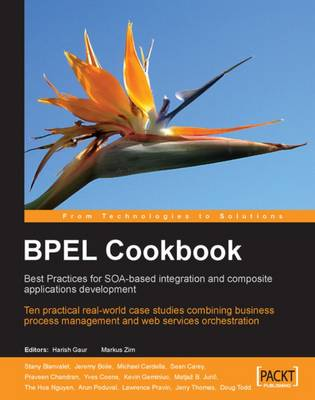 BPEL Cookbook: Best Practices for SOA-Based Integration and Composite Applications Development (Paperback)