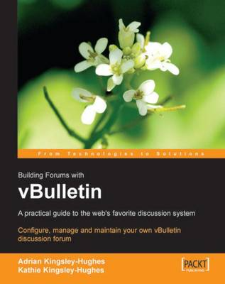 vBulletin: A Users Guide (Paperback)