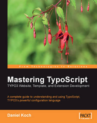 Mastering Typoscript: Typo3 Website, Template, and Extension Development (Paperback)