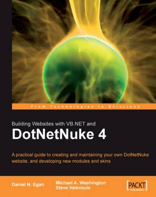 Building Websites with VB.NET and DotNetNuke 4 (Paperback)