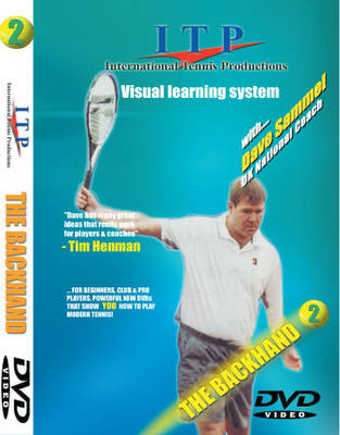 The Backhand - Learn Tennis S. (DVD)