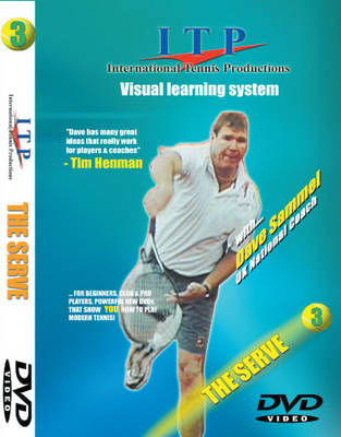 The Serve - Learn Tennis S. (DVD)