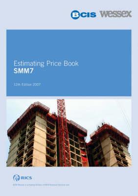 SMM7 Estimating Price Book: Major Works (Paperback)