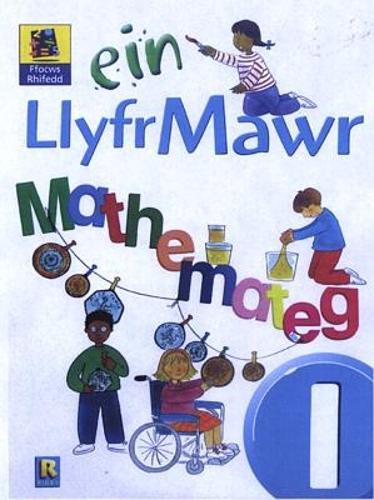 Ein Llyfr Mawr Mathemateg - Ffocws Rhifedd 1 (Paperback)