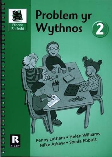 Problem yr wythnos - Ffocws Rhifedd 2 (Paperback)