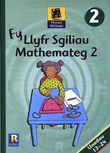 Fy Llyfr Sgiliau Mathemateg 2 - Ffocws Rhifedd D (Paperback)