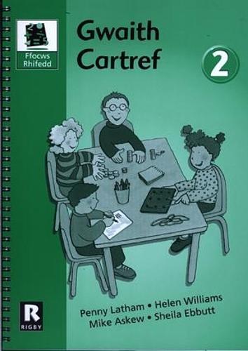 Gwaith Cartref - Ffocws Rhifedd 1 (Paperback)