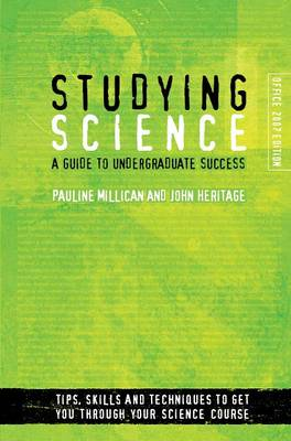 Studying Science (Microsoft Office 2007 Edition): A Guide to Undergraduate Success (Paperback)